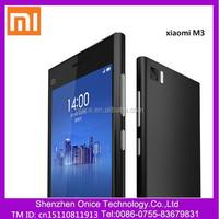 Wholesale xiaomi mobile phone XIAOMI M3 Mi3 64gb phone Snapdragon 800 GSM/WCDMA 13.0MP Quad core 5 inch mobile phone 1920*1080