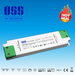 OSS30W-24CVL-N 12w led driver,30w dimmable led driver,led driver 60w