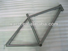 XACD titannium cyclocross bike frame disc brake titanium mtb bike frame