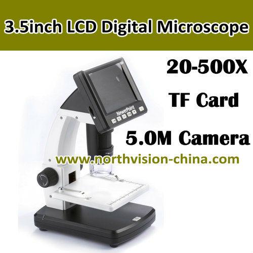 ultimo lcd microscopio digitale