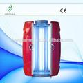 Chine professionnel vertical machine solarium/prix lit de bronzage solarium