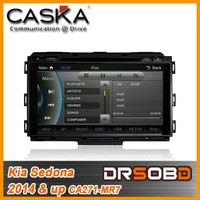 [ caska ] 2015 NEW 2Din 8 inchs Double DIN LCD Touch screen DVD/MP3/CD dvd car player gps navigation for k-ia sedona outlet
