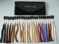 ST Human Hair Color Ring, Hair Color Chart, Color Design Hair Color Chart