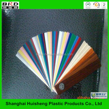 High quality furniture clear pvc edge banding and edge protection