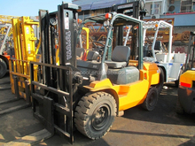 Toyota forklift truck 4 ton, 7FD40, Toyota forklift 4 ton for sale