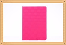 TOP Quality Soft Feel carton leather case for ipad 2 ,3 ,4, for ipad case