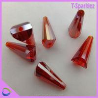 Guangzhou wholesale cone shaped beads