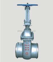 China Water Sealing Stem Gate Valve with Prices Manufacturer