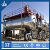 stainless steel skid mounted oil gas water 3 phase separator cyclone separator