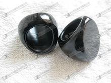 Venta al por mayor Anillo Piedra Preciosa Natural Ónix Negro