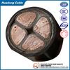 Cu/PVC/PVC NYY Power Cable 0.6/1kV