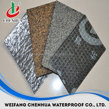 SBS modified bituminous torch applied waterproofing membrane from China alibaba
