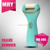New Electric Callous Remover Foot Care Hard Dry Skin Exfoliator Washable Tools