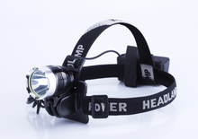 Wholesale 9W IP67 High Light Security Mining Powerful rechargeable led miner light