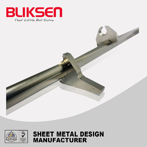Diamond Plate Pipe : U pipe fitting steel diamond plate pattern chrome sheet