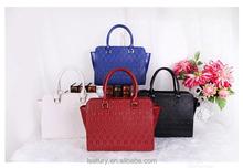 Lady fashion handbags bags online with custom logo