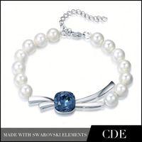 Wholesale Indian Jewelry Bracelet Artificial Pearl Jewelry B0241