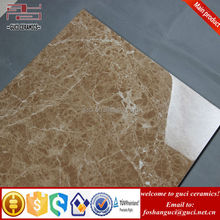 Trade Assurance Guangzhou Canton Fair sparkle bathroom artificial low price marble tiles prices