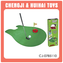 New baby toy indoor golf game for sale