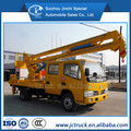 dongfeng camion nacelle 4x2 16m