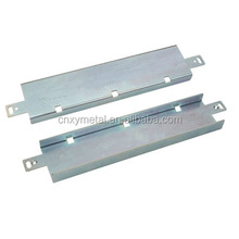 iron sheet metal bracket laser cutting bending welding fabrication weld job