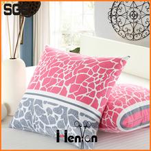 wholesale custom latest design cushion cover, canvas cushion covers plain