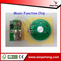 Sound Greeting Card Chips/Programmable Sound Chip