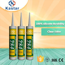 clear siliconized joint parts high quality,acrylic sealant