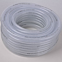 Soft User-Friendly Clear Silicone Hose