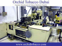 #Tobacco Packing Machinery: Molins HLP 1 Tobacco Cigarette Packing / Packaging Line
