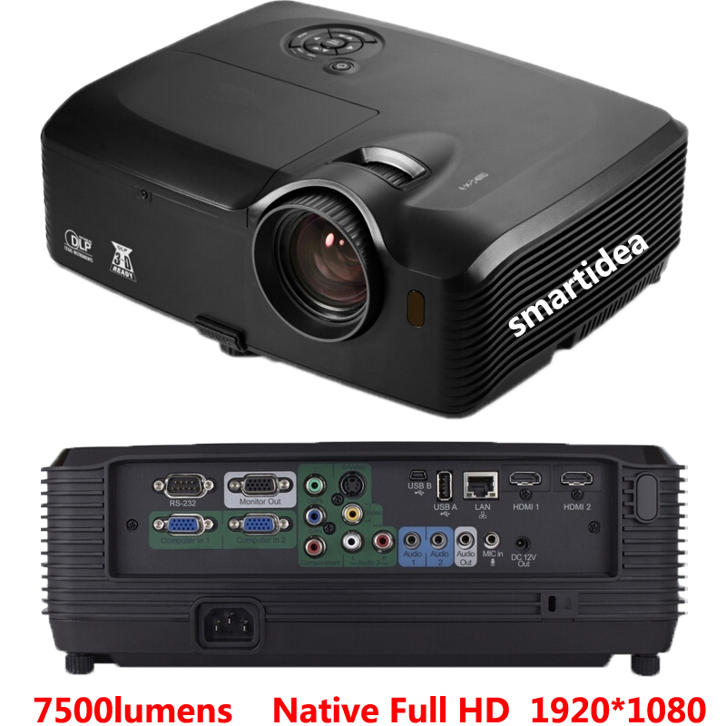 Factory price native 1920x1080 hd outdoor projector 10000 1 16 10 350w philips uhp lamp for Exterior 400 image projector price