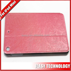 flip cover for ipad mini2 cheap custom smart cover with sleep awake function