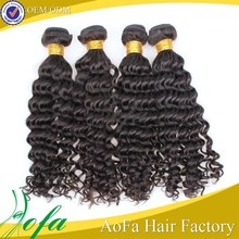 100% unprocessed brazilian wholesale isis raw deep wave hair