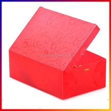 2015 custom printed corrugated paper packing box, wholesale shipping paper packing box with custom logo, corrugated paper box