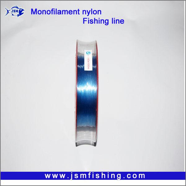 100m per spool longline fishing nylon monofilament fishing for Best monofilament fishing line for saltwater
