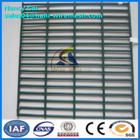 Alibaba China Supplier for Military Anti-climb 358 High Security Fence /Prison Fence With ISO9001,SGS