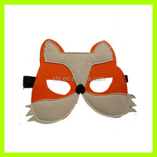 Fox shaped Felt Mask