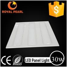 ip44 cool white led grid panel light stable led driver reduce lumens depreciation