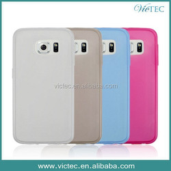 Wholesale Cheap 0.3mm Ultra Thin TPU Cover for Samsung Galaxy S6