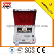 HCJ High Efficient Transformer Oil tester insulating oil emergency purification young living