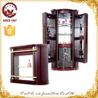 Home Furniture Italian Cheap Curio Rustic Furniture