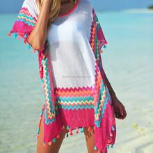 Sexy Beach Kaftan Dress Sexy Short Beach Wear Kaftan Dress Latest desginer clothing