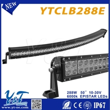 2012 Newest Design led light bar 4x4 car accessories