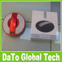 Free Shipping SDY-021 Wireless Bluetooth Speaker with Alarm Clock Support FM TF USB