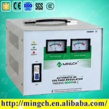 CE ROHS single phase 2000VA stabilisateur de tension