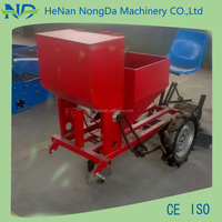 Tractor mounted 4 rows patata seeder