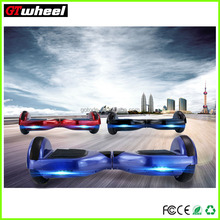6.5 inch Smart electric mini 2 wheel electric scooter self balancing