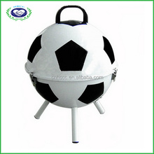 Football commercial portable butane grill BBQ-C-004