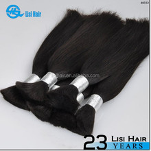 Alibaba Certificated Factory Price Raw Unprocessed Can Be Curled remy chinese virgin hair bulk