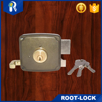 hotel card reader door lock toyota hiace door lock electronic door handle lock